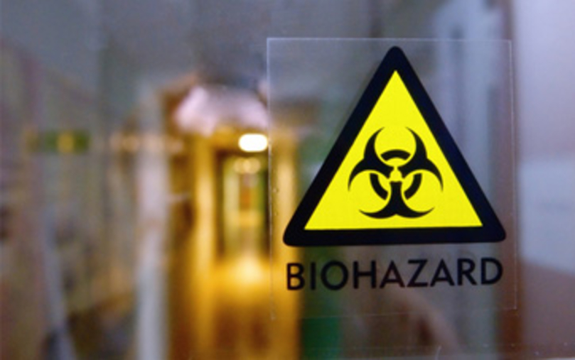 Bio hazard cleaning - coronovirus protection