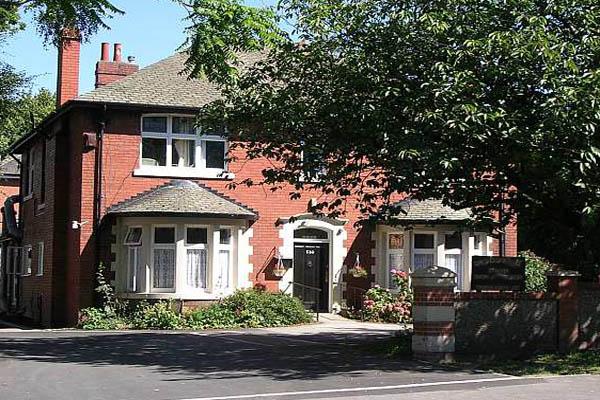Wakefield residence