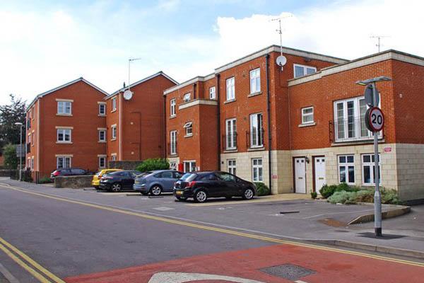 Houses in Bradford